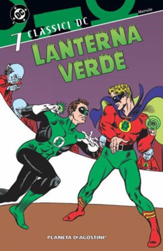 Lanterna Verde M12 - N° 7 - Classici Dc - Planeta-De Agostini