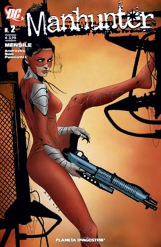 Manhunter Serie - N° 2 - Manhunter 2 - Planeta-De Agostini