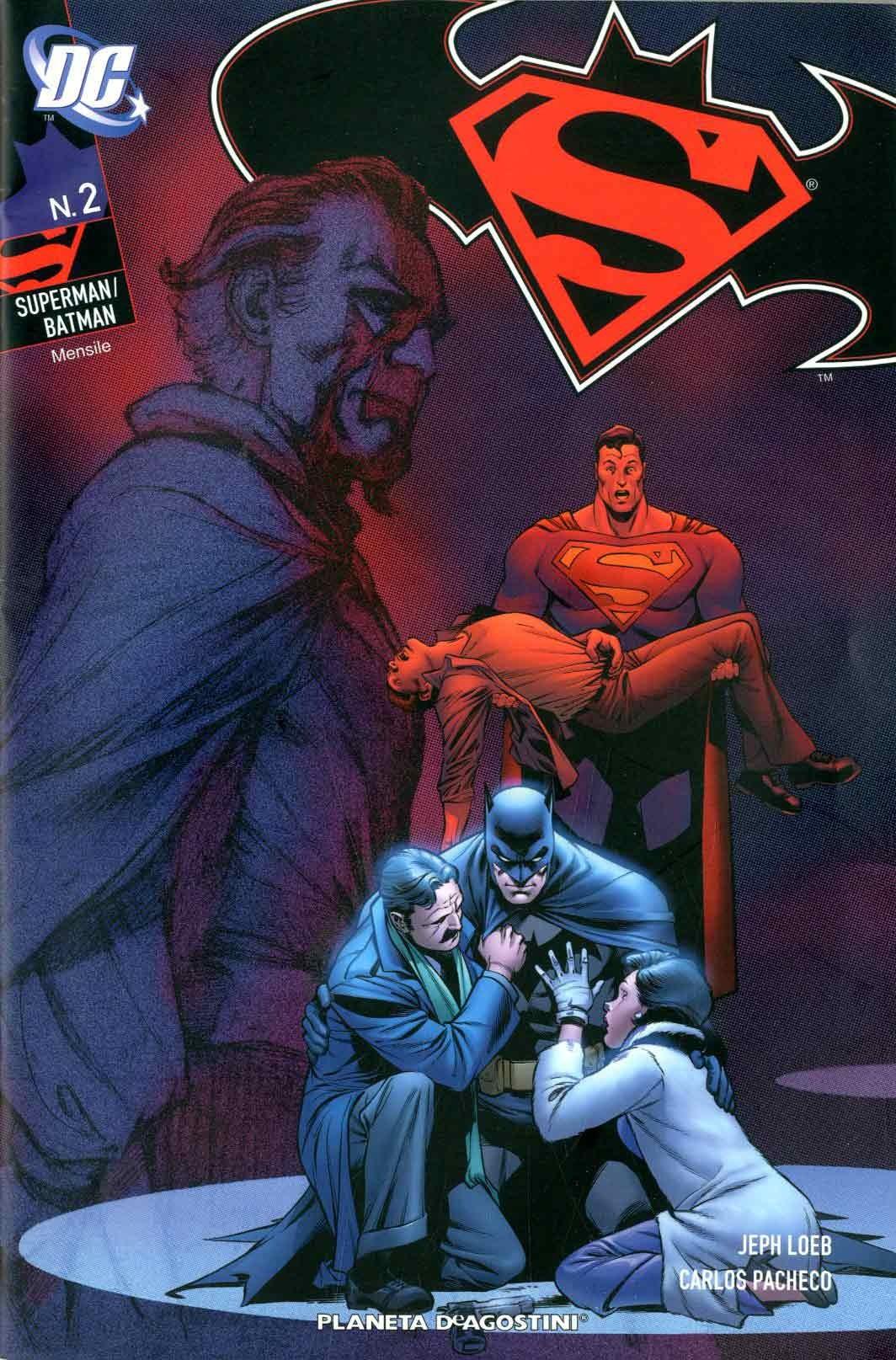 Superman Batman (M6) - N° 2 - Superman Batman - Planeta-De Agostini