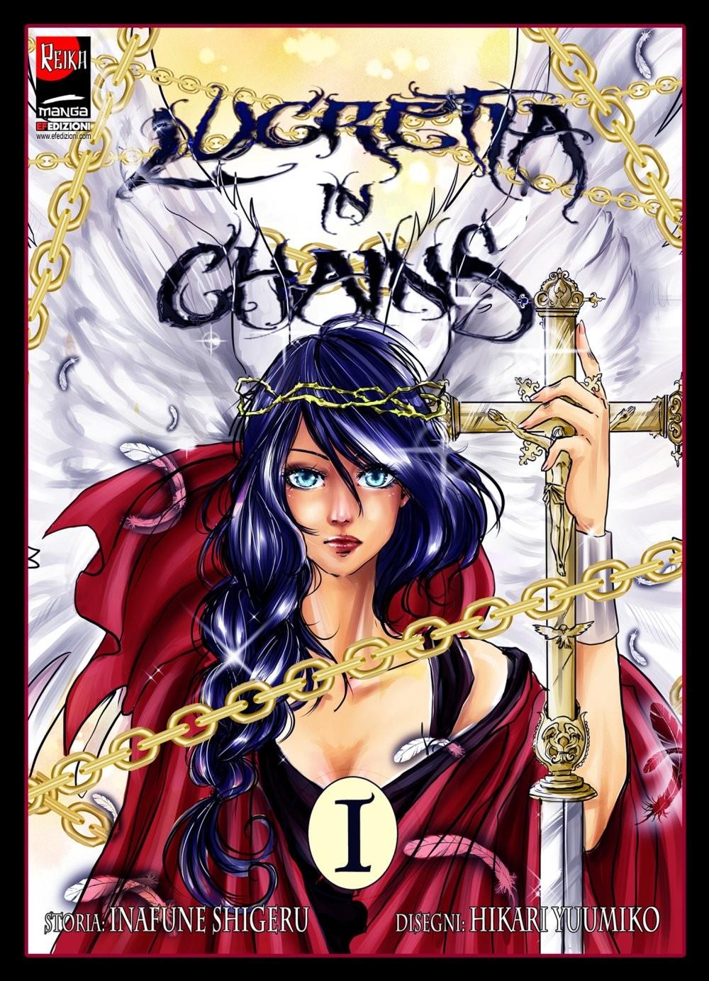 Lucretia In Chains - N° 1 - Lucretia In Chains - Reika Manga Reika Manga