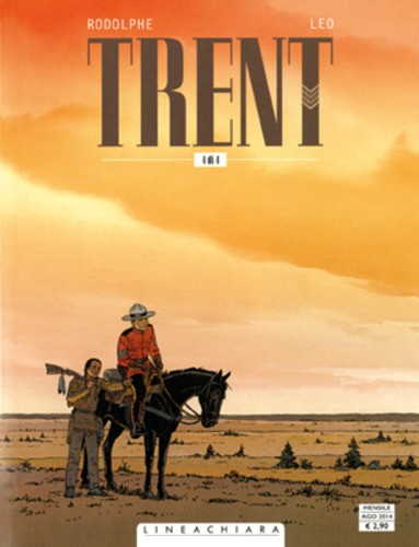 Trent (M4) - N° 4 - Trent - Rw Linea Chiara