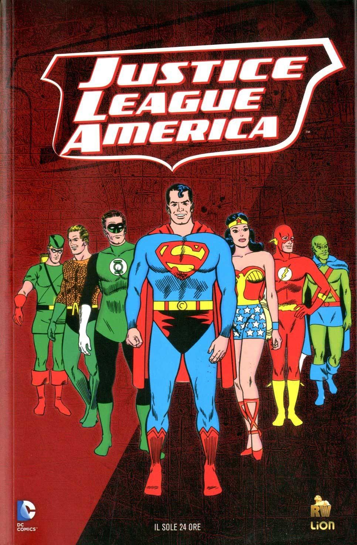 Dc Comics Story - N° 7 - Justice League America - Starro Il Conquistatore - Master24 Rw Lion