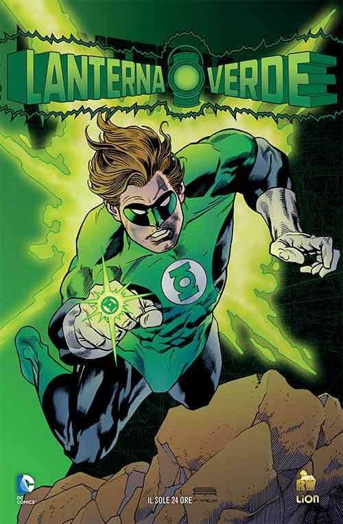 Dc Comics Story - N° 16 - Lanterna Verde: L'Anello Del Potere - Master24 Rw Lion