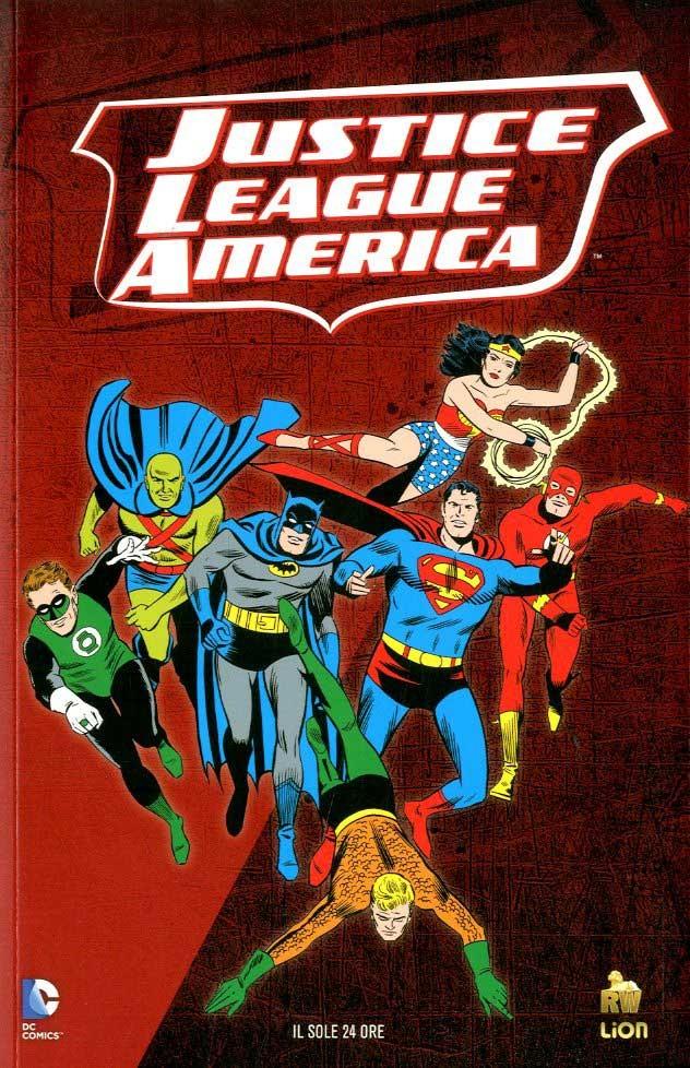 Dc Comics Story - N° 20 - Jla: Crisi Su Terra-Uno - Master24 Rw Lion
