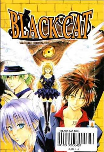 Black Cat - N° 4 - Neverland 161 - Neverland Star Comics