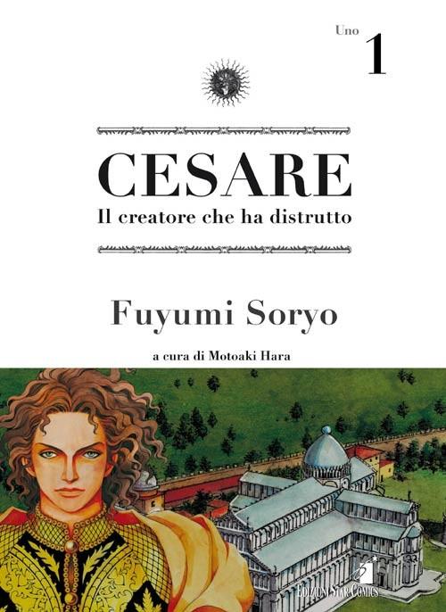 Cesare - N° 1 - Cesare 1 - Storie Di Kappa Star Comics