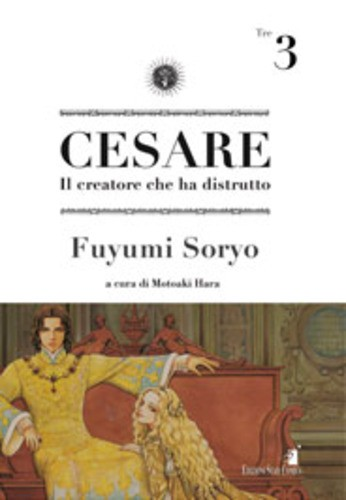 Cesare - N° 3 - Cesare 3 - Storie Di Kappa Star Comics