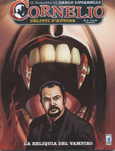 Cornelio - N° 2 - La Reliquia Del Vampiro - Star Comics