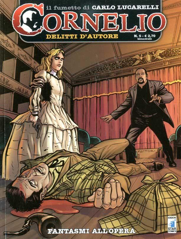 Cornelio - N° 5 - Fantasmi All'Opera - Star Comics