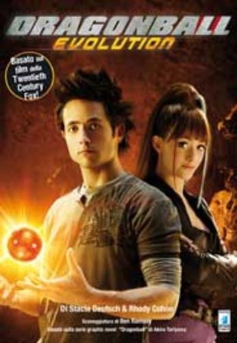 Dragon Ball Evolution - Dragon Ball Evolution - Romanzo Star Comics