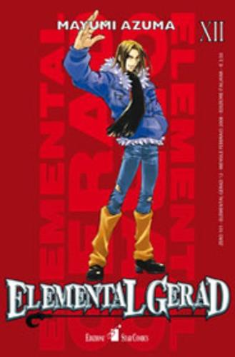 Elemental Gerad - N° 12 - Elemental Gerad (M18) - Zero Star Comics
