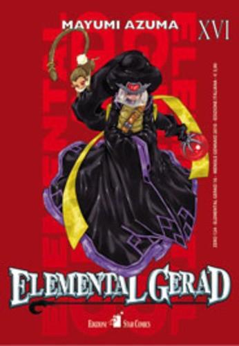 Elemental Gerad - N° 16 - Elemental Gerad (M18) - Zero Star Comics