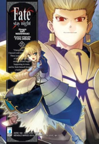 Fate Stay Night - N° 15 - Fate Stay Night - Zero Star Comics