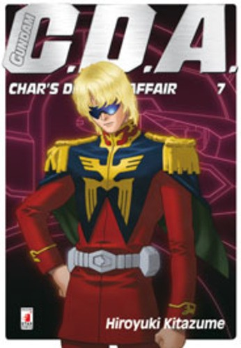 Gundam C.D.A. - N° 7 - Gundam C.D.A. (M14) - Gundam Universe Star Comics