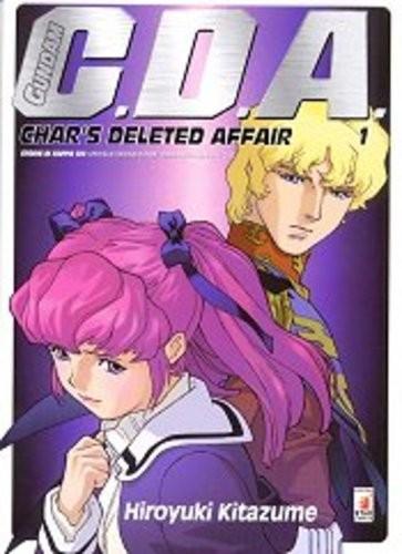 Gundam Char'S Deleted Affair - N° 1 - Gundam Char'S Deleted Affair - Storie Di Kappa Star Comics