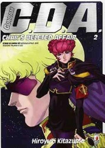 Gundam Char'S Deleted Affair - N° 2 - Gundam Char'S Deleted Affair 2 - Storie Di Kappa Star Comics
