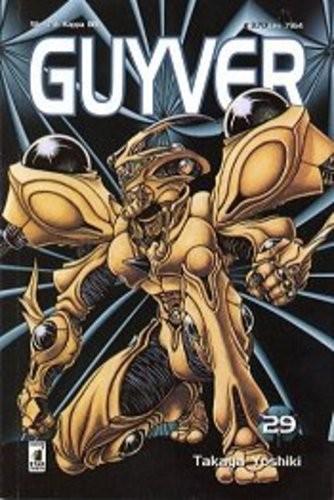 Guyver - N° 29 - Guyver 29 - Storie Di Kappa Star Comics