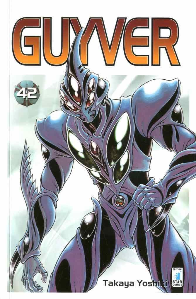 Guyver - N° 42 - Guyver - Storie Di Kappa Star Comics