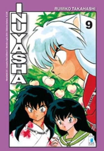 Inuyasha - N° 9 - Inuyasha (M56) - Neverland Star Comics