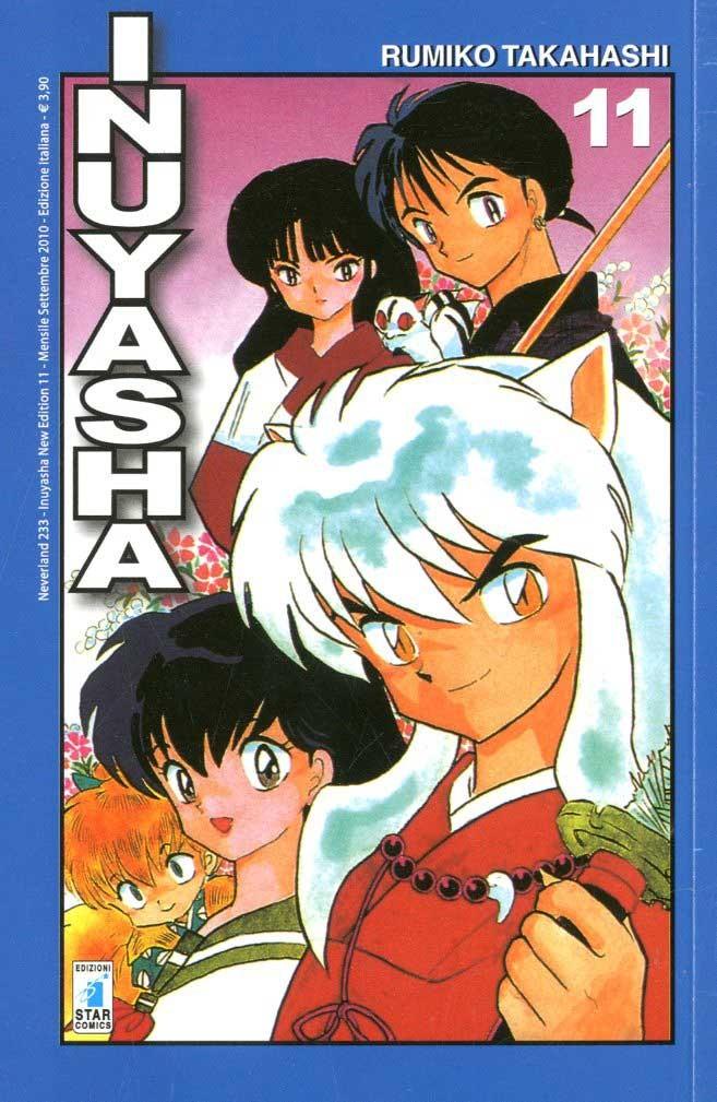 Inuyasha - N° 11 - Inuyasha (M56) - Neverland Star Comics
