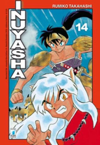 Inuyasha - N° 14 - Inuyasha (M56) - Neverland Star Comics