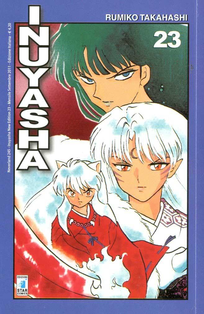 Inuyasha - N° 23 - Inuyasha (M56) - Neverland Star Comics