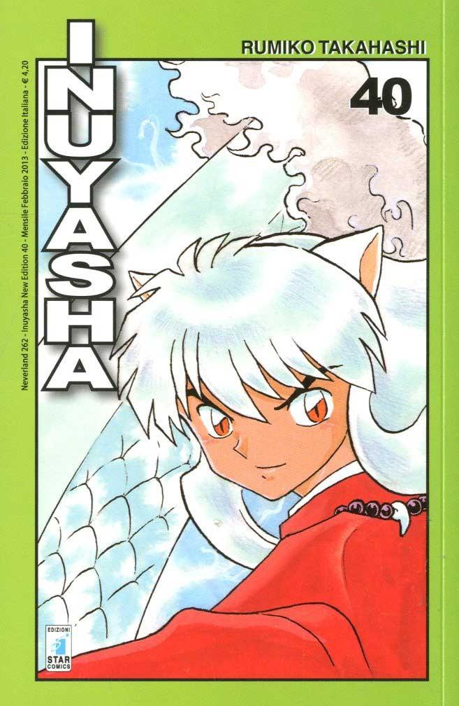 Inuyasha - N° 40 - Inuyasha (M56) - Neverland Star Comics