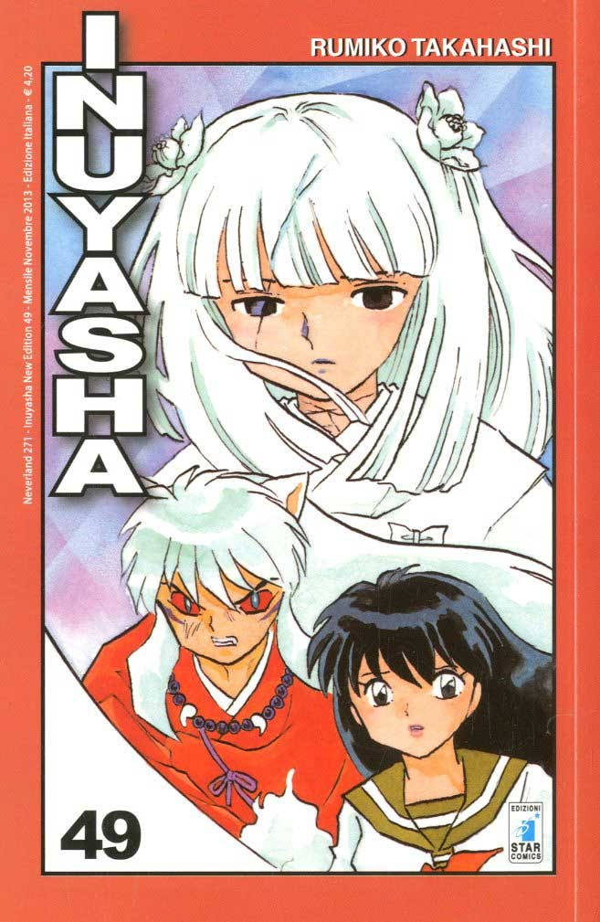 Inuyasha - N° 49 - Inuyasha (M56) - Neverland Star Comics