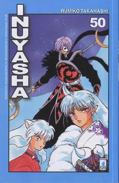 Inuyasha - N° 50 - Inuyasha (M56) - Neverland Star Comics