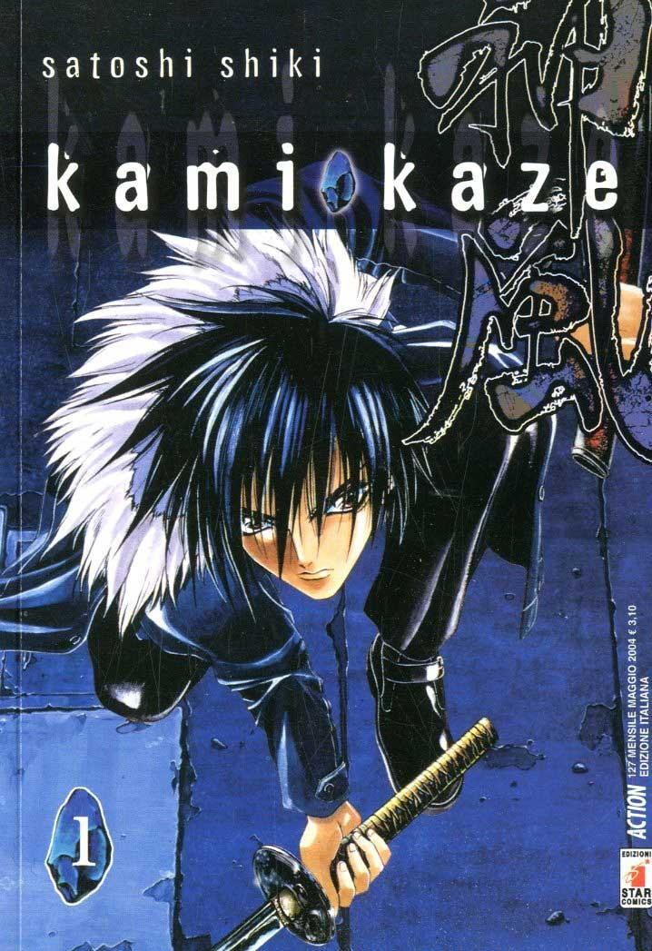 Kamikaze - N° 1 - Kamikaze 1 (M9) - Action Star Comics