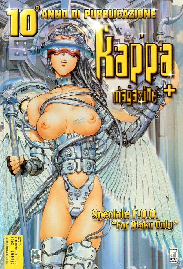 Kappa Magazine - N° 120 - Kappa Magazine - Star Comics