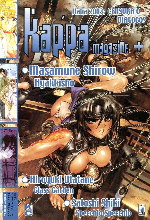 Kappa Magazine - N° 127 - Kappa Magazine - Star Comics