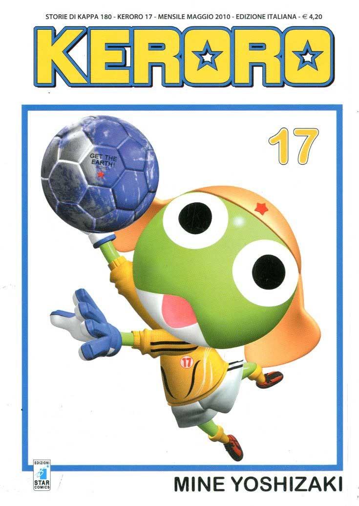 Keroro - N° 17 - Keroro 17 - Storie Di Kappa Star Comics