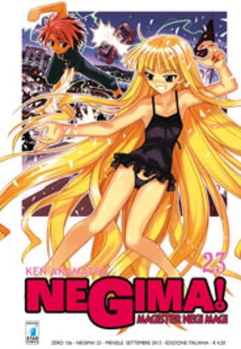 Negima! - N° 23 - Negima! (M38) - Zero Star Comics