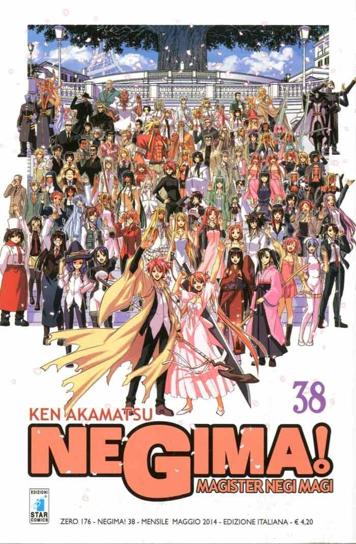 Negima! - N° 38 - Negima! (M38) - Zero Star Comics