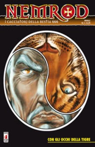 Nemrod - N° 3 - Con Gli Occhi Della Tigre - Star Comics