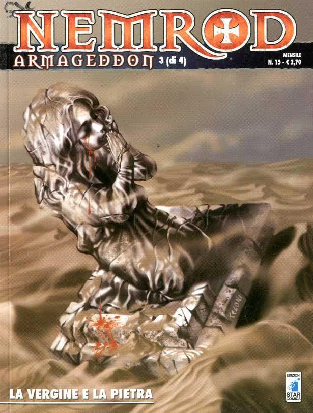 Nemrod - N° 15 - La Vergine E La Pietra - Star Comics