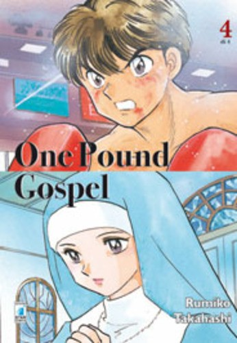 One Pound Gospel - N° 4 - One Pound Gospel - Volume Conclusivo Inedito 4 - Storie Di Kappa Star Comics