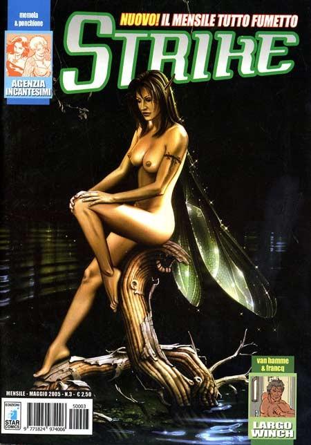 Strike - N° 3 - Largo Winch - Agenzia Incantesimi - Max Sleepy - Star Comics