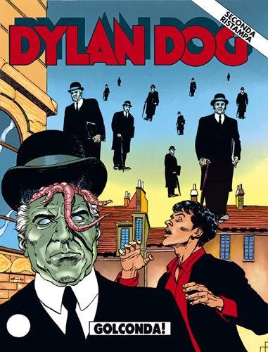 Dylan Dog 2 Ristampa - N° 41 - Golconda! - Bonelli Editore