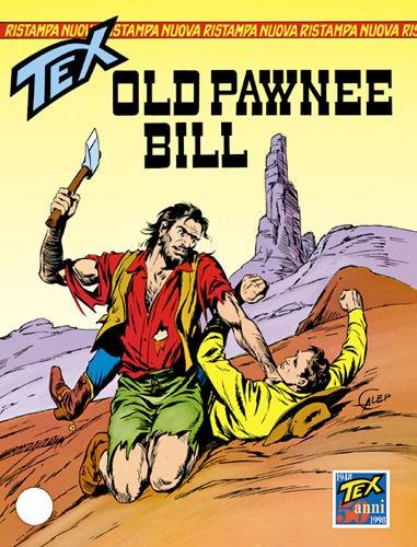 Tex Nuova Ristampa - N° 30 - Old Pawnee Bill - Bonelli Editore