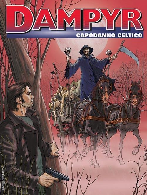 Dampyr - N° 213 - Capodanno Celtico - Bonelli Editore