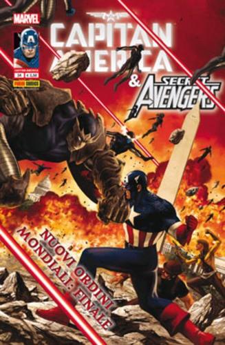 Capitan America (Nuova Serie) - N° 34 - Capitan America & Secret Avengers - Marvel Italia
