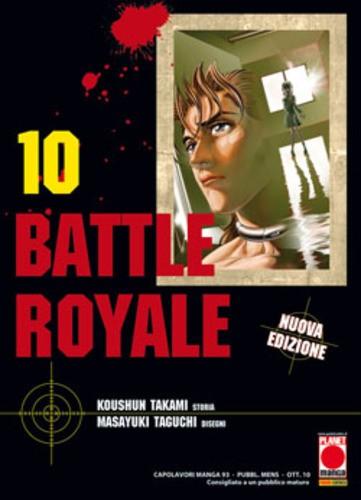 Battle Royale - N° 10 - Battle Royale (M15) - Capolavori Manga Planet Manga