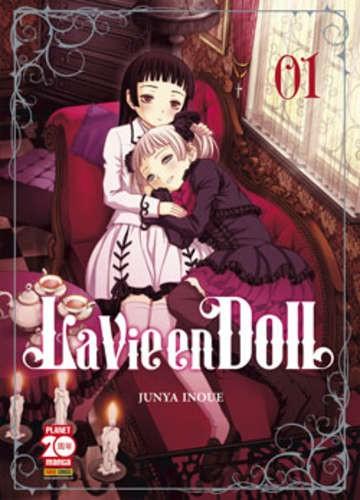 Vie En Doll (M4) - N° 1 - La Vie En Doll - Planet Manga Presenta Planet Manga