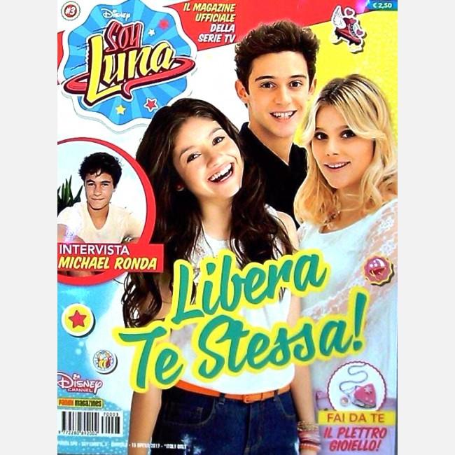 Soy Luna Magazin