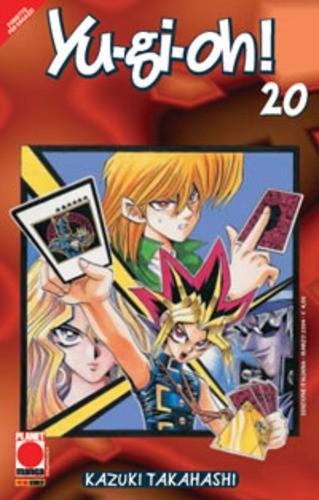 Yu-Gi-Oh! - N° 20 - Yu-Gi-Oh! - Planet Manga