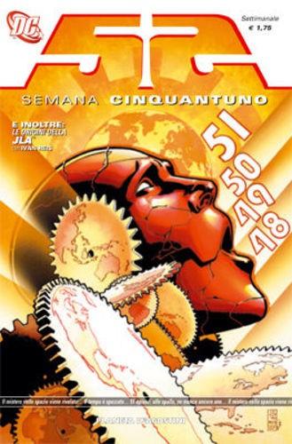 52 - N° 51 - 52 51 - Planeta-De Agostini