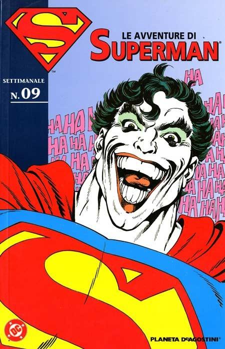 Avventure Di Superman - N° 9 - Avventure Di Superman - Lion Dc Classic Planeta-De Agostini