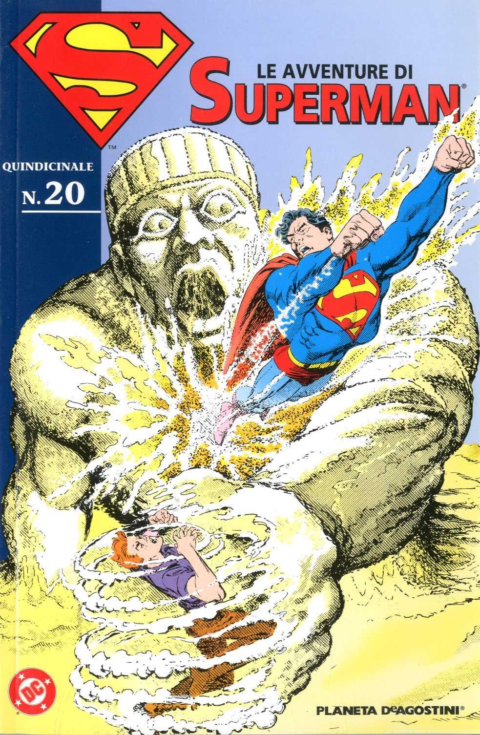 Avventure Di Superman - N° 20 - Avventure Di Superman - Planeta-De Agostini